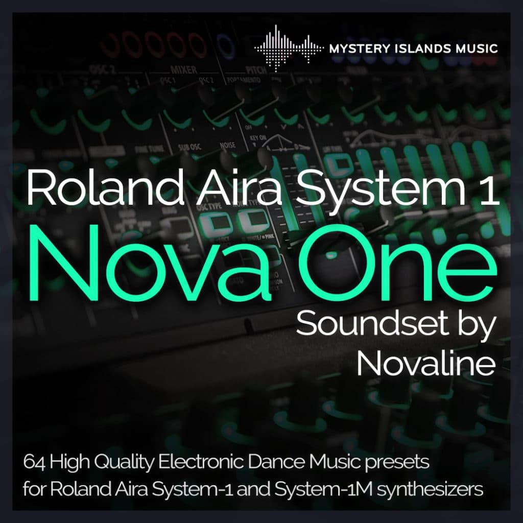 Roland Aira System-1 Nova One Soundset