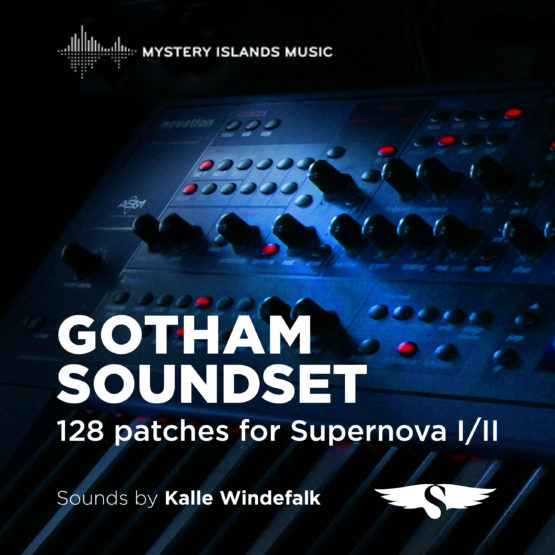 Novation Supernova Gotham