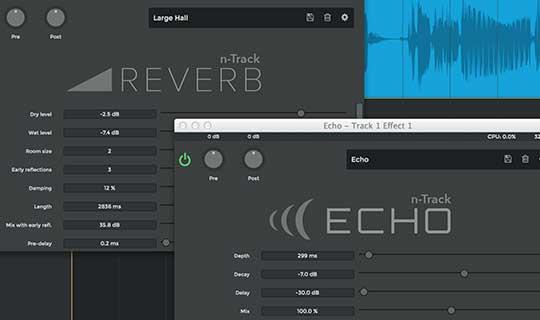 KVR: n-Track Studio by n-Track Software