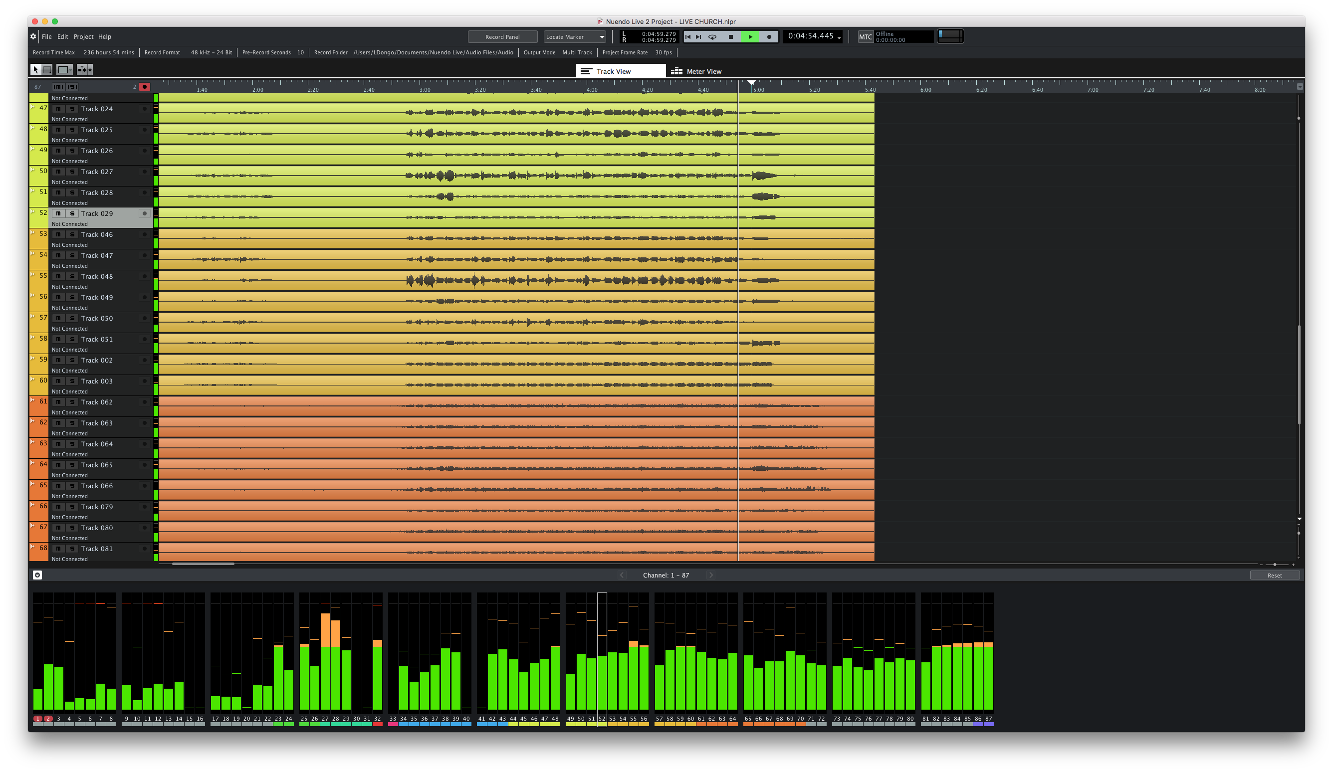 Kvr Steinberg Releases Nuendo Live 2 Multitrack Recording Solution 5 Recently Released A New Version Of The System