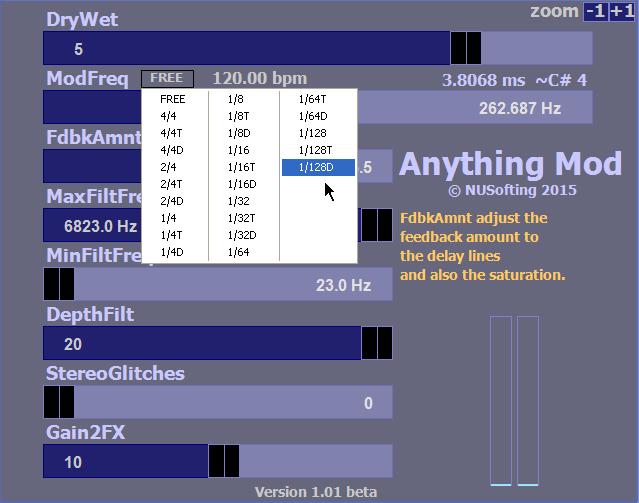 Anything Mod