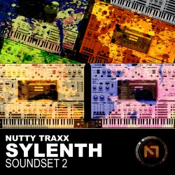 Nutty Traxx - Sylenth Soundset 2