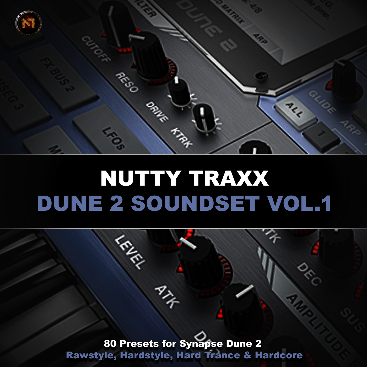 Nutty Traxx - Dune 2 Soundset Vol.1