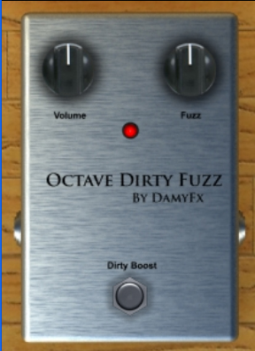 OCTAVE DIRTY FUZZ
