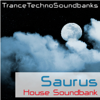 Saurus House Music Soundbank