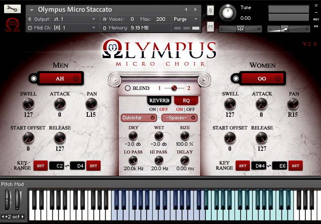 Olympus Micro Choir