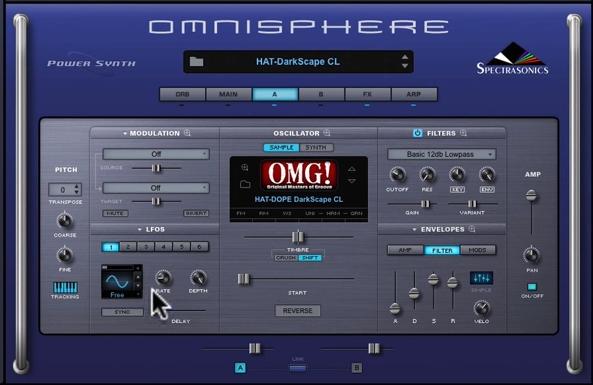 KVR: PlugInGuru releases OMG! Drums V1 for Omnisphere 2 - sample