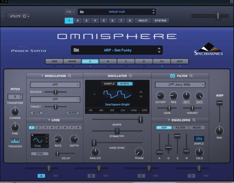 KVR: Omnisphere 2 5 Sound Library by Wagsrfm - Presets for