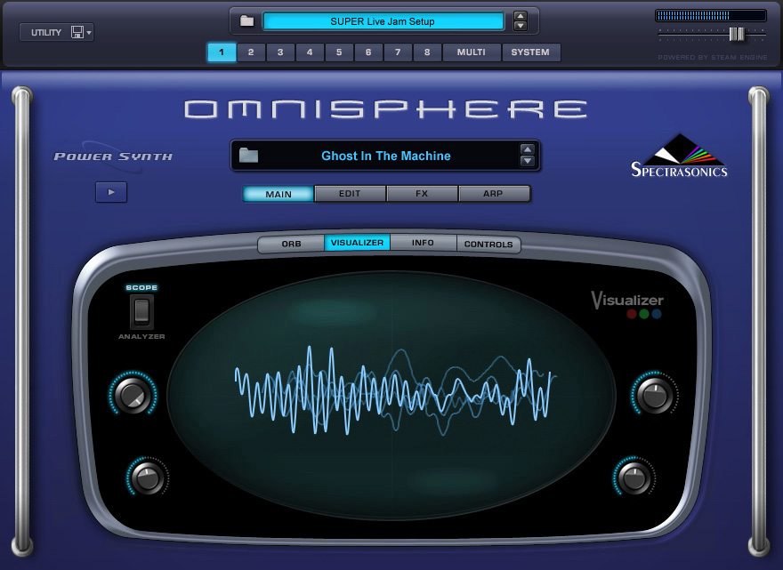 Kvr Omnisphere By Spectrasonics Synth Hybrid Vst