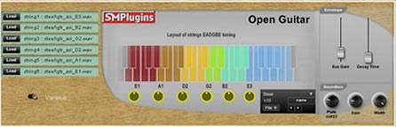 Open Guitar