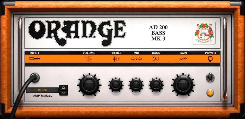 kvr amplitube orange by ik multimedia guitar amp and fx modeling vst plugin audio units. Black Bedroom Furniture Sets. Home Design Ideas