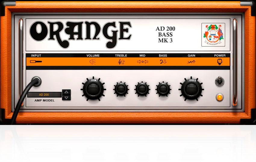 AmpliTube Orange Power Duo Bundle