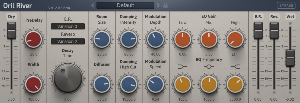 Anyone know some good free quality reverb plugins for osx? | NI