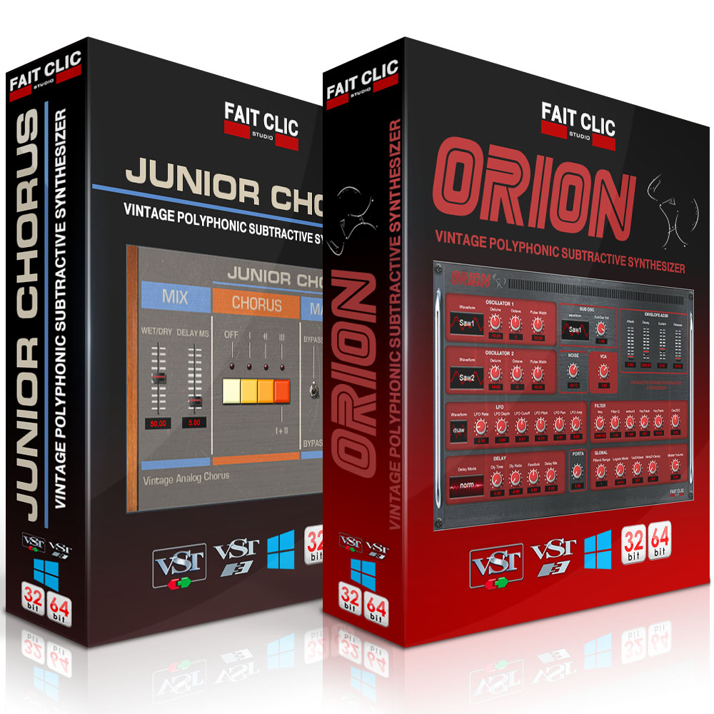 Bundle Orion + junior Chorus