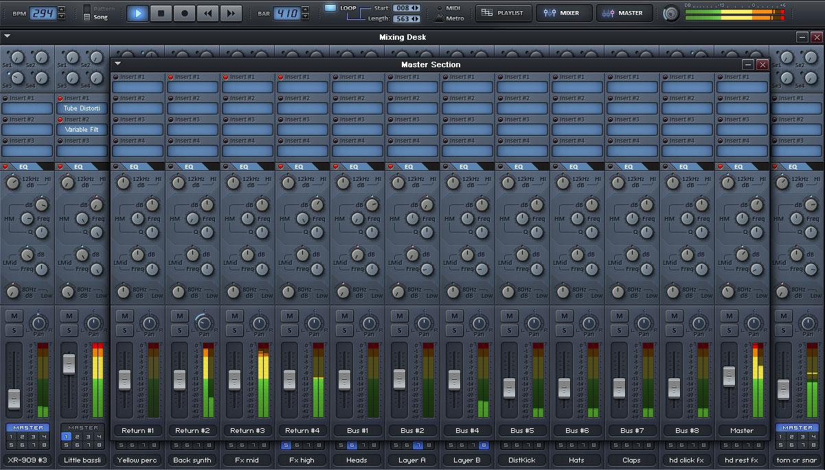 Free mixing download.