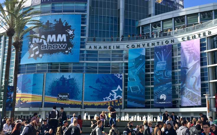 KVR Audio 2017 NAMM Show Report