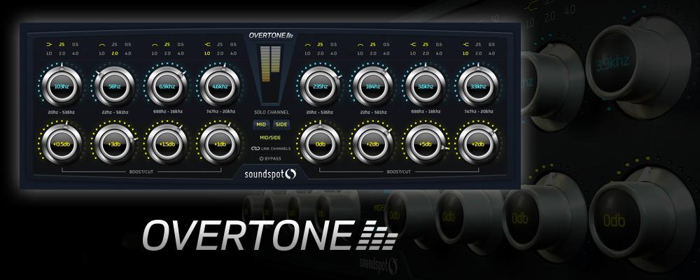 KVR: #KVRDeal Plugin Boutique Exclusive: SoundSpot Overtone