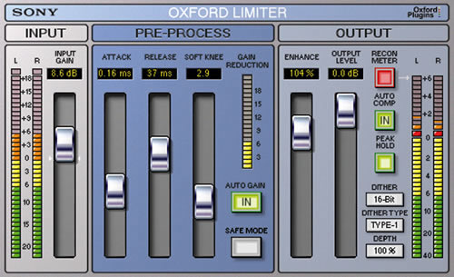 Oxford Limiter