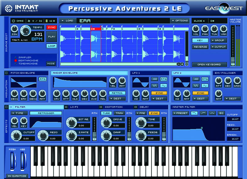 Percussive Adventures 2 LE