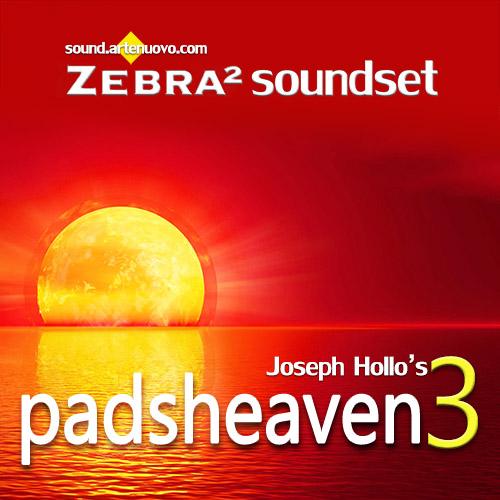Padsheaven3 Soundset for Zebra