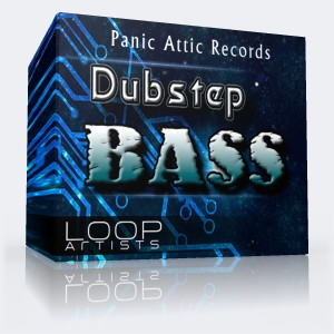 Panic Attic Dubstep Bass - Dubstep Bass Loop Pack