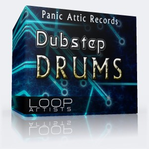 Panic Attic Dubstep Drums - Dubstep Drums Loop Pack