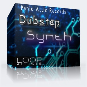 Panic Attic Dubstep Synth - Dubstep Synth Loop Pack