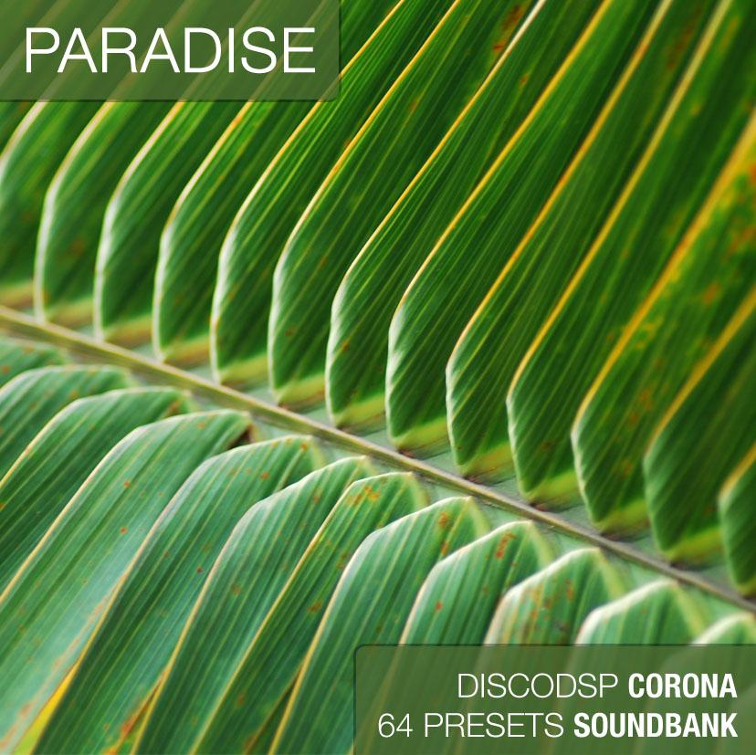 Paradise - Corona Synthesizer 64 Presets Bank