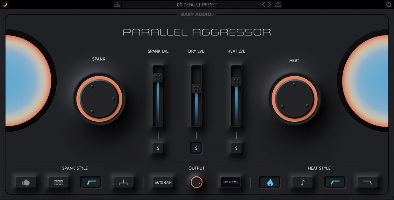 Parallel Aggressor GUI