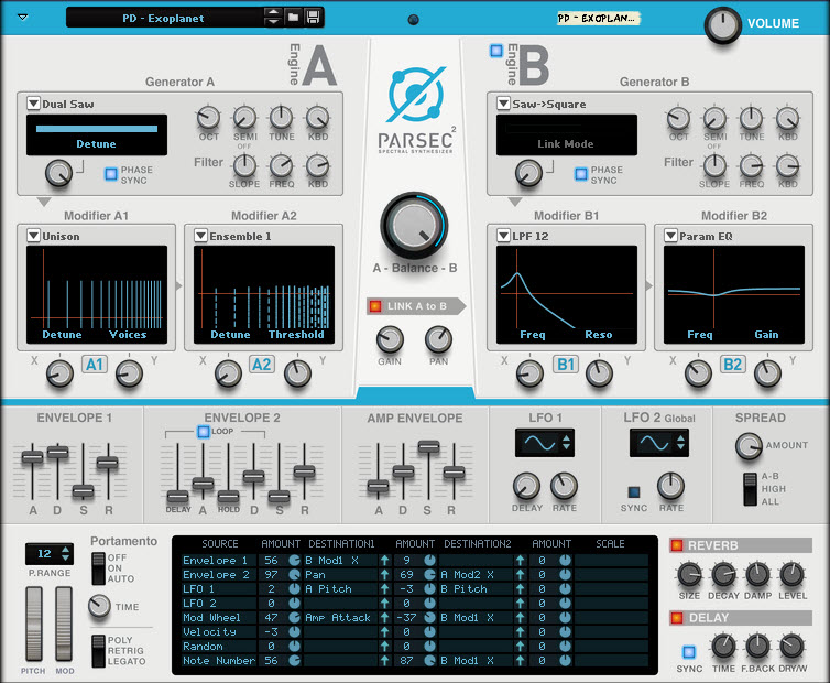 KVR: Parsec 2 Pro Expansion (Parsec 2 Presets) by New Loops