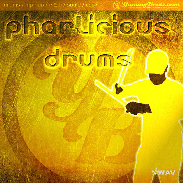 Pharlicious Drums