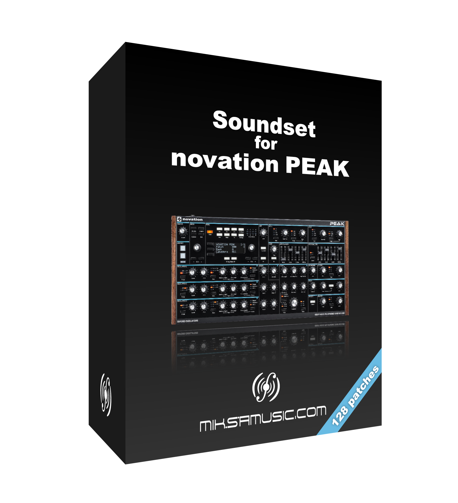 Soundset for Novation Peak