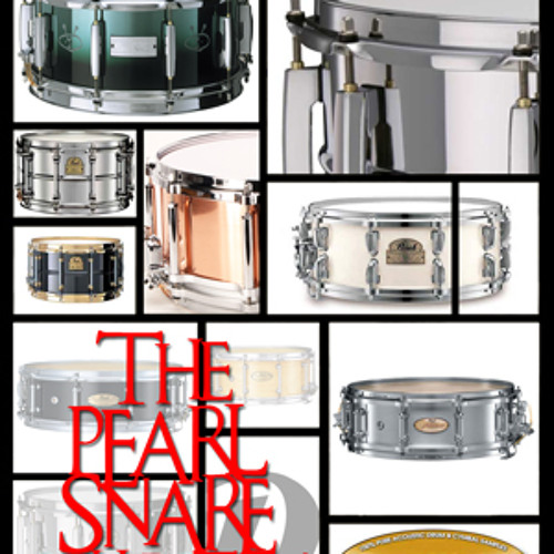 Snare Samples: 50+ Pearl Snares Power Pack