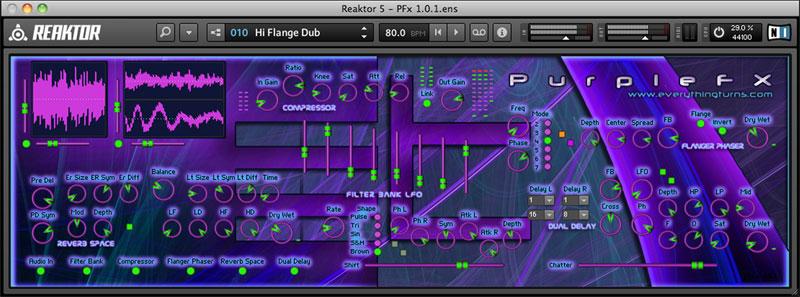 Purple Fx