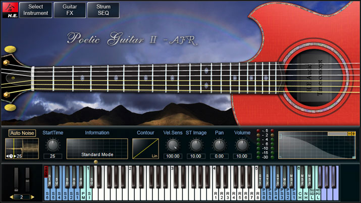 kvr h e audio releases poetic guitar 2 for win mac vst au. Black Bedroom Furniture Sets. Home Design Ideas