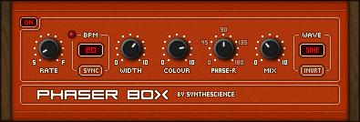 Phaser Box