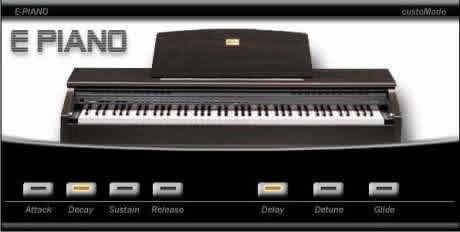 PI-Elektro Piano