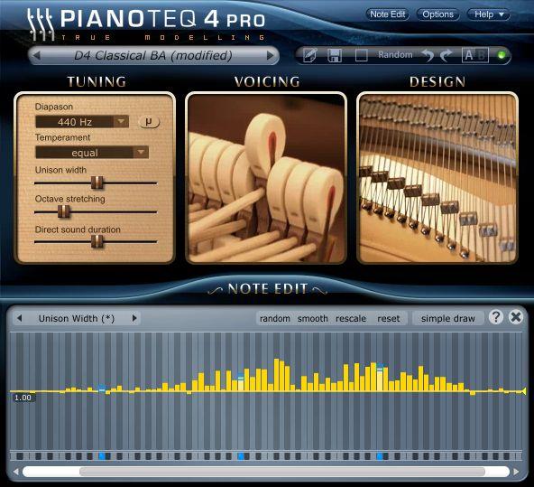 Pianoteq / Pianoteq Pro