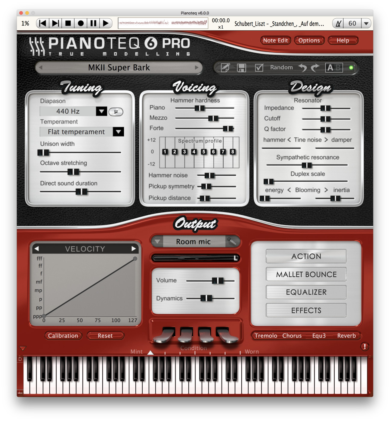 Electric Pianos