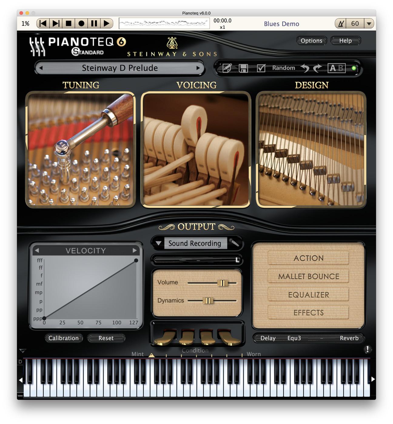 Pianoteq Pro 6