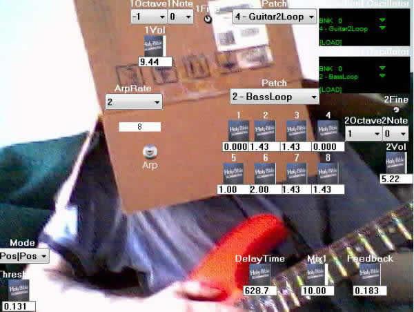 Plastic Guitarist