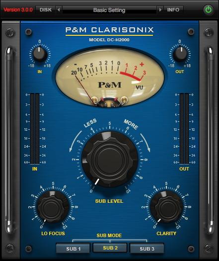 P&M CLARISONIX