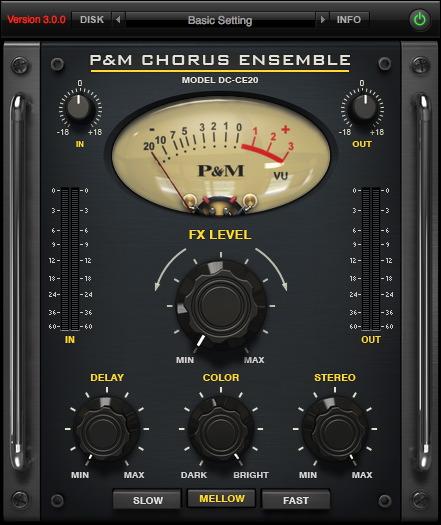 KVR: P&M CHORUS ENSEMBLE by Plug & Mix - Effects Suite VST
