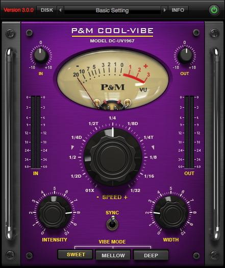 P&M COOL-VIBE
