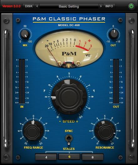 P&M CLASSIC PHASER
