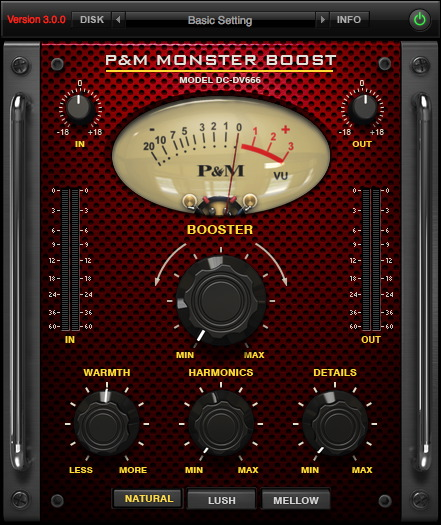 P&M MONSTER BOOST