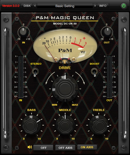 P&M MAGIC QUEEN