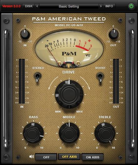 P&M AMERICAN TWEED