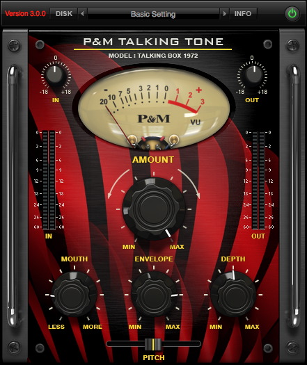 P&M TALKING TONE