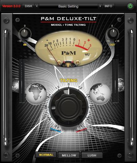 P&M DELUXE TILT